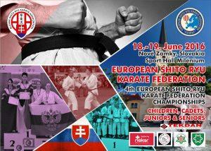 4th ESHRKF Championship