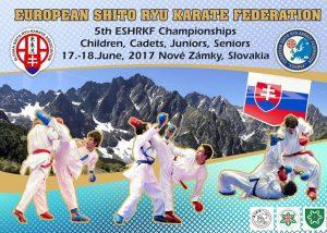 5th ESHRKF Championship