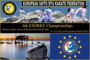 6th ESHRKF Championship
